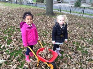 nursery-2-collecting-leaves